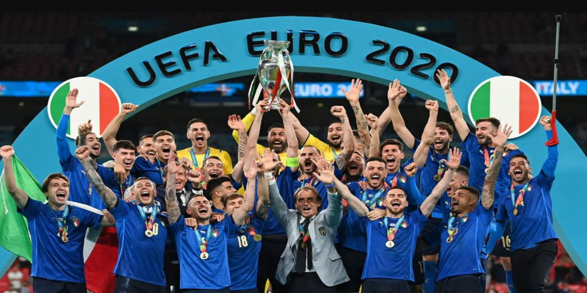 Euro 2020: Italy's Journey From World Cup 2018 Absentees To Become Champion