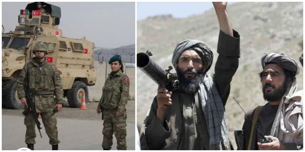 Taliban Warns Turkey For Keeping Troops In Afghanistan