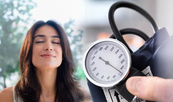 Working out or taking medicine to lower blood pressure is not as effective as a 5-minute breathing exercise