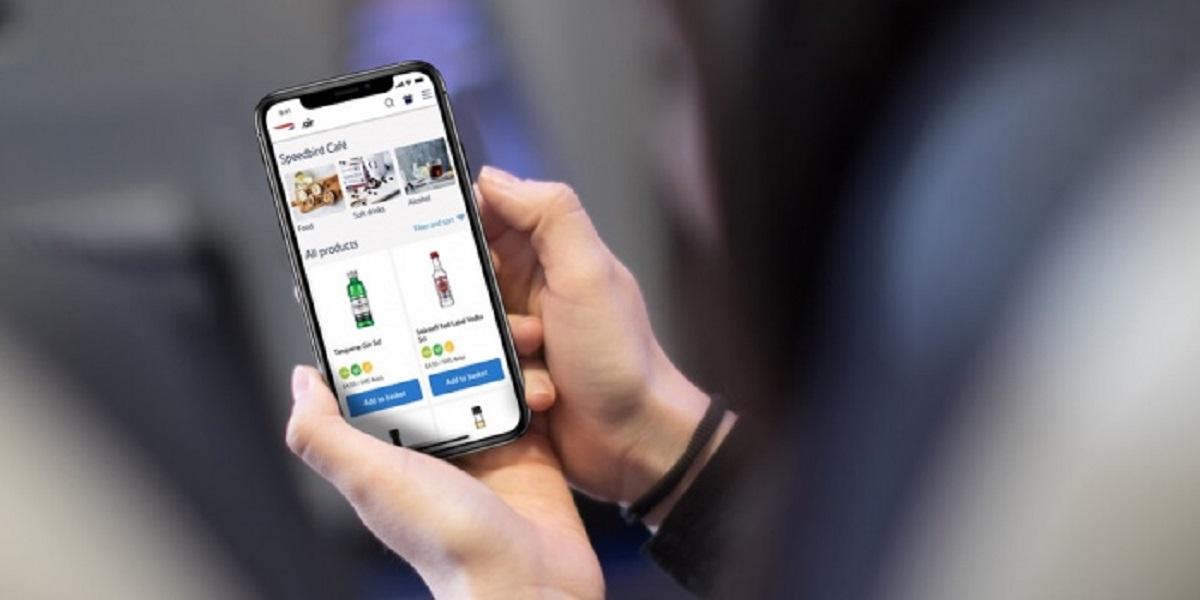 British Airways App Allows Economy Passengers to Order Food to Seat
