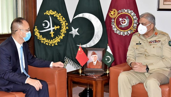 coas with china ambassador