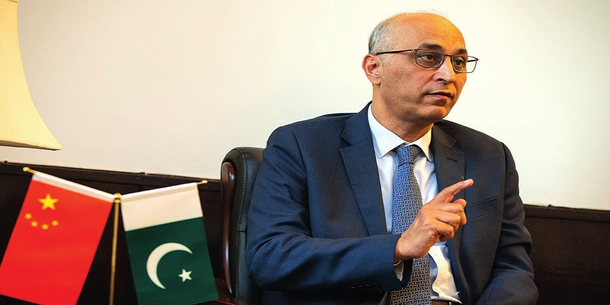 Pakistan-China relationship leads to regional, global stability: Ambassador Haque