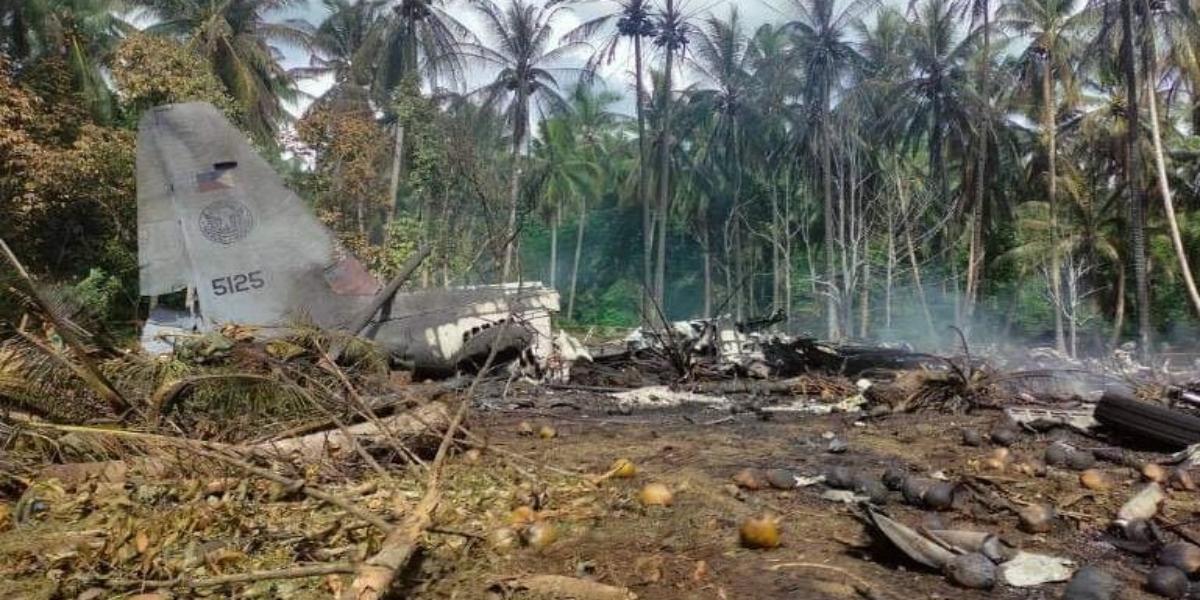 Philippine Plane Crash Death toll Rises