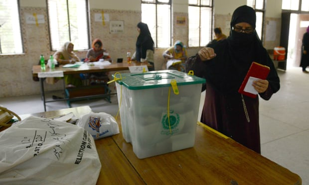 elections in ajk