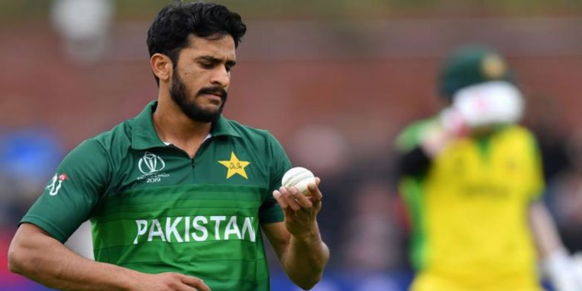 Hasan Ali unavailable for first T20I