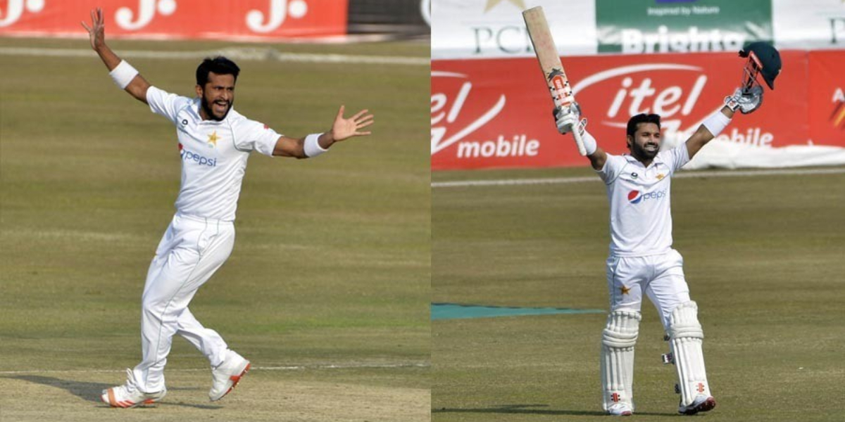 PCB promotes Hasan Ali, Mohammad Rizwan to category A Contracts