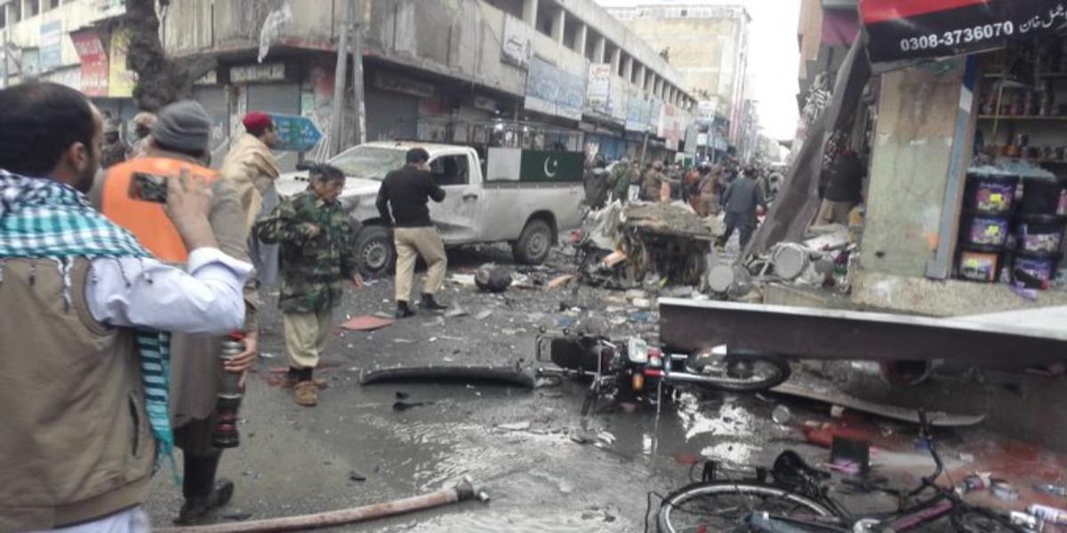 Quetta blast FIR registered