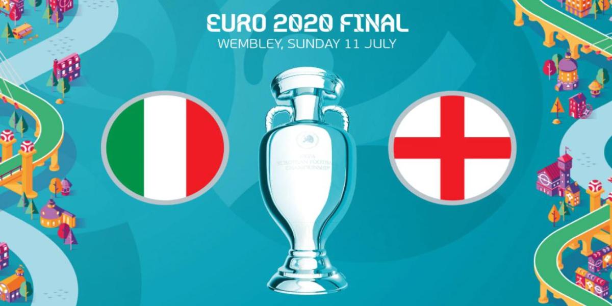 Euro 2020 final England vs Italy