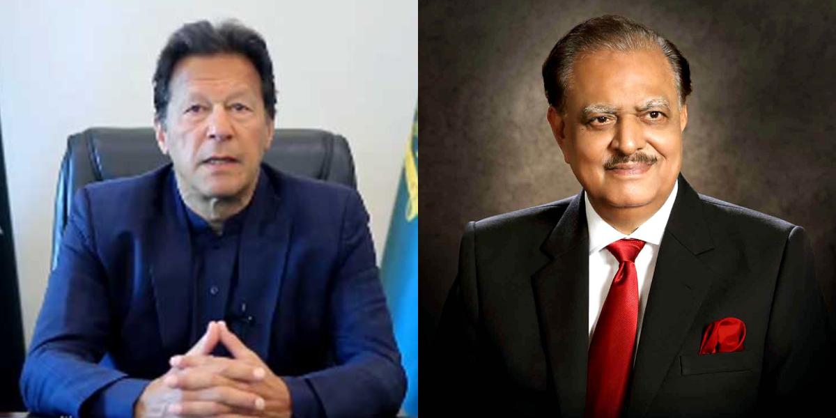 PM Imran Mamnoon Hussain