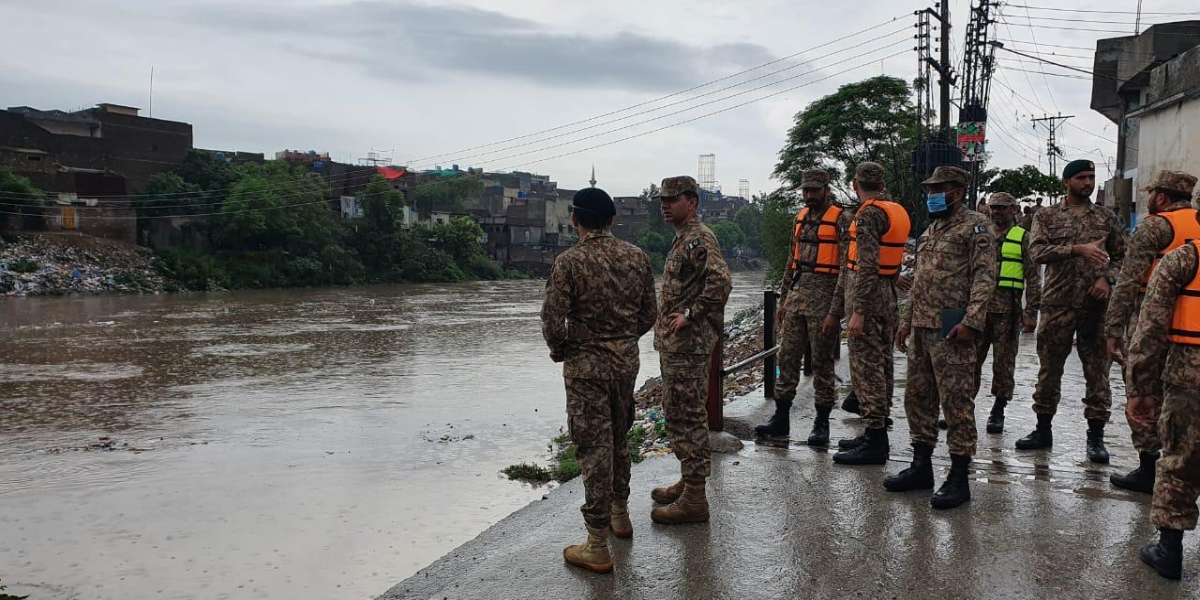 Islamabad Heavy Rains
