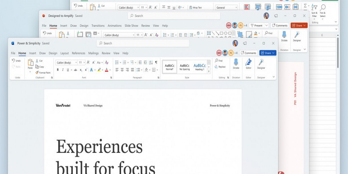 Microsoft Office Features New UI, Insiders Can Try it