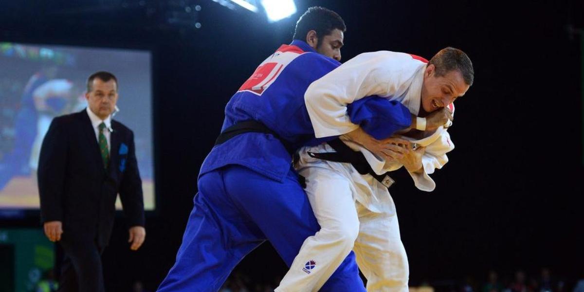 Shah Hussain Shah Pakistan's judoka