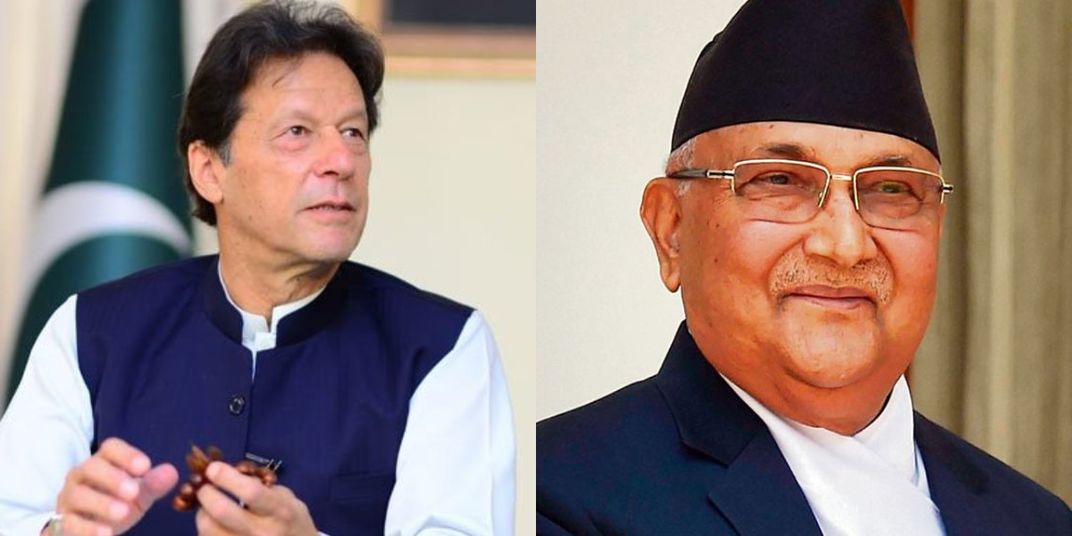 Nepalese Prime Minister PM Imran
