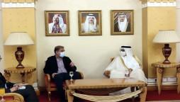 Shah Mahmood Qureshi Bahrain