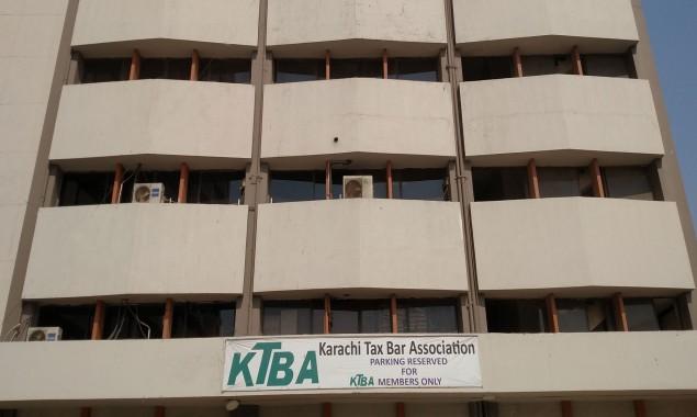 karachi tax bar