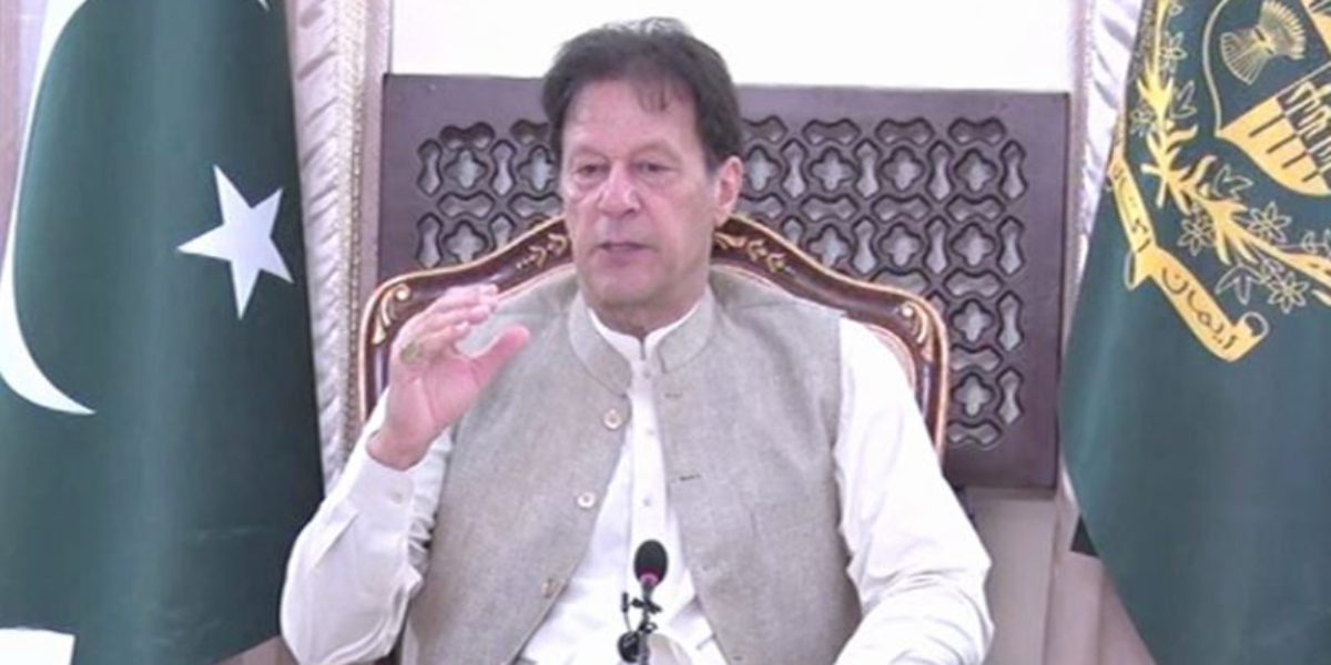 Prime Minister Imran Khan relations with China