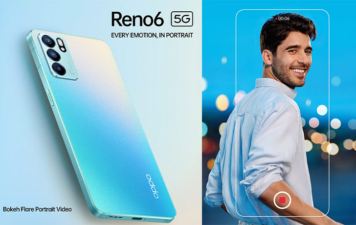 Oppo Reno 6 5G and Oppo Reno 6 Pro 5G to release in Pakistan