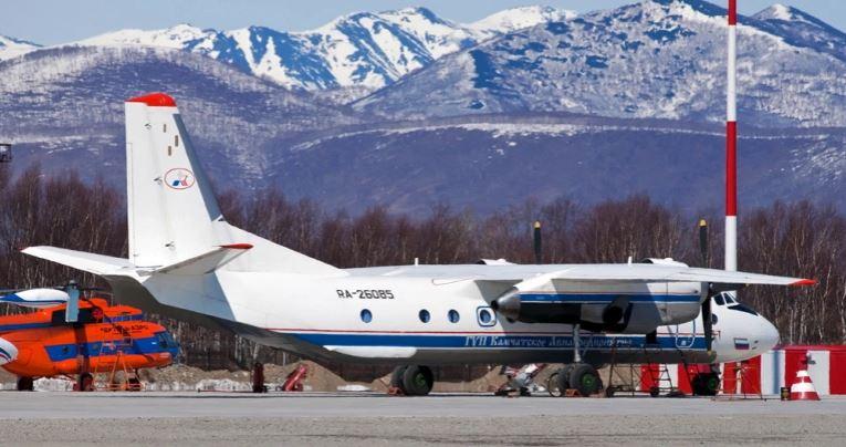 russian air plane