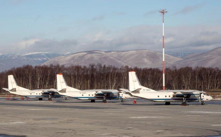 siberia airplane