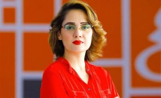 Gharidah Farooqi