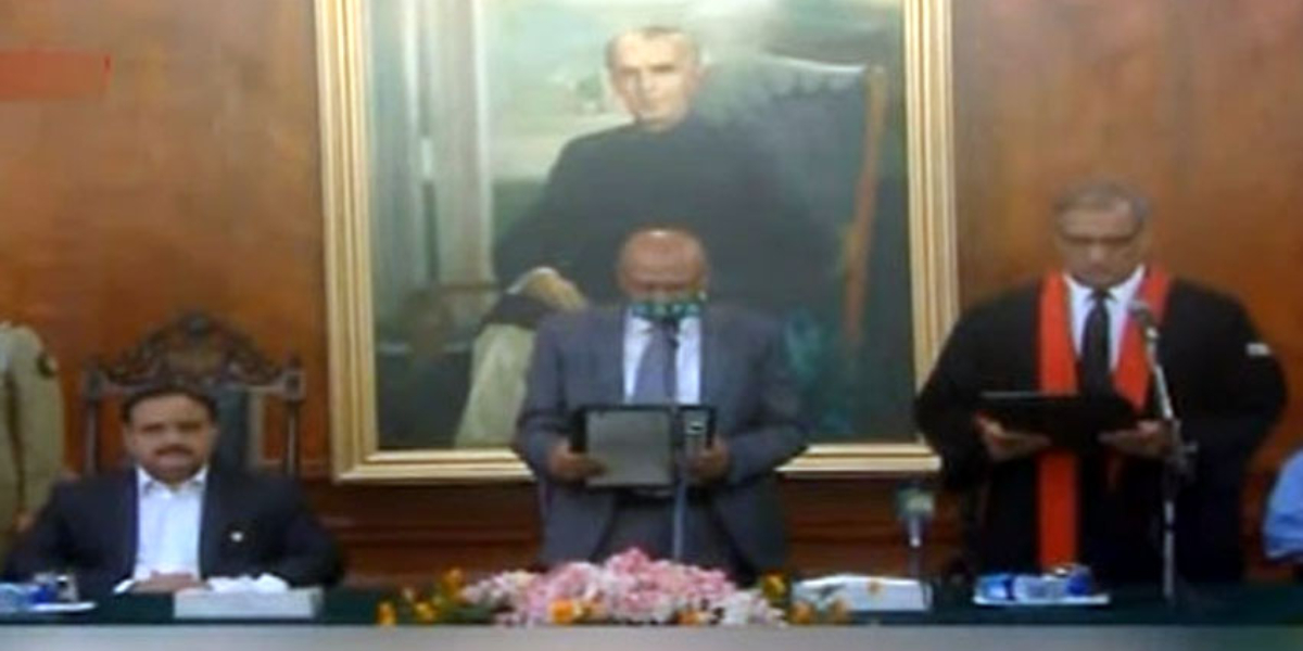 Justice Ameer Bhatti New LHC Judge