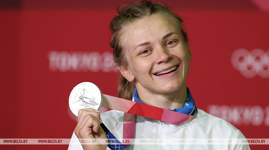 Iryna Kurachkina: My Olympic Silver Is The Fruit Of Hard Work Of Many People