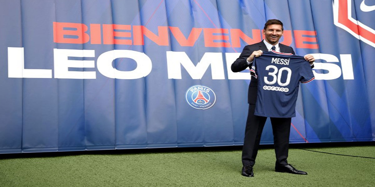 Messi Says Dream to lead PSG to Champions League Glory