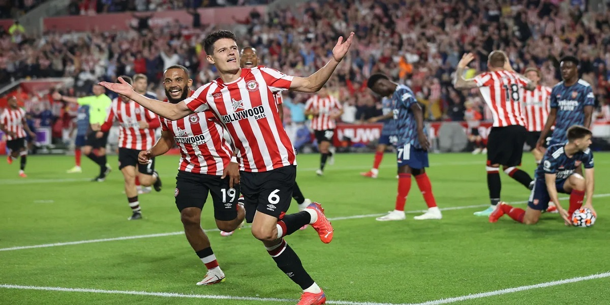 Premier League: Brentford starts off with 2-0 victory over Arsenal