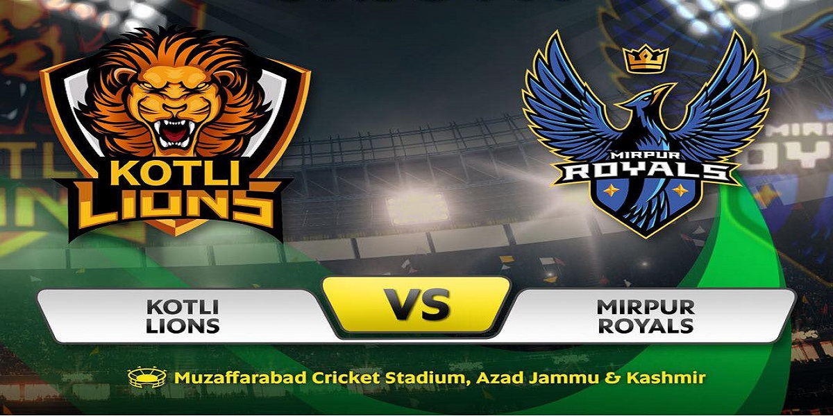 KPL 2021: Mirpur Royals win the match in super over against Kotli Lions