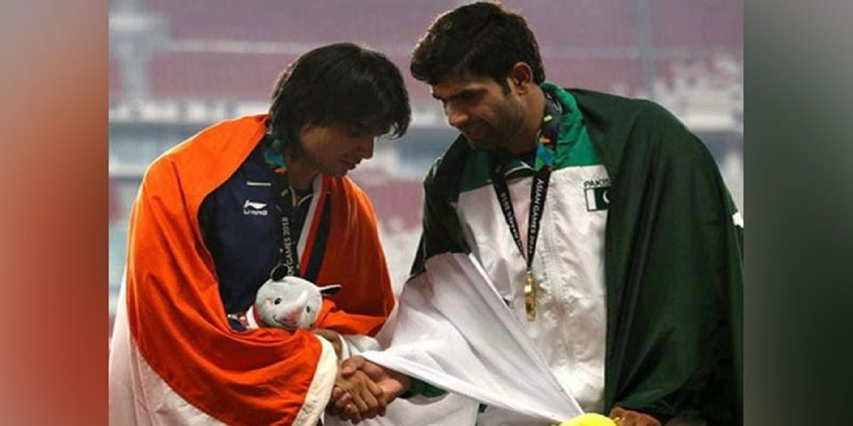 Indian Gold Medalist: It Would Have Been Better If Arshad Nadeem Had Also Won A Medal
