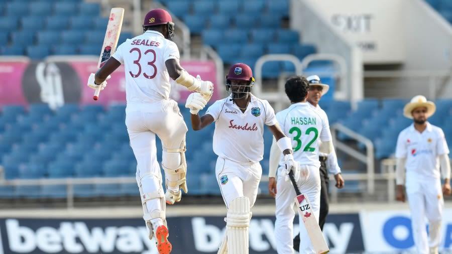 Pakistan, West Indies, Pak v WI
