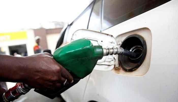 Petrol once again
