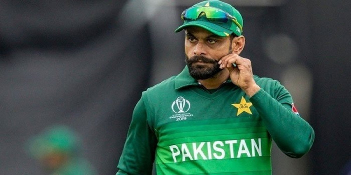 Hafeez denounces the harassment incident in Lahore