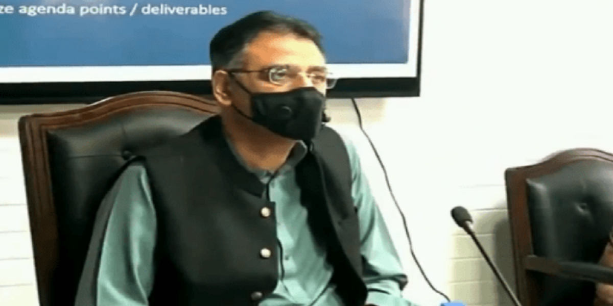 Target of One Million Vaccinations Achieved in One Day: Says Asad