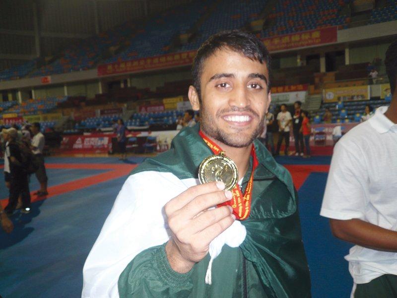 Saadi Abbas, Arshad Nadee, Javelin throw, Tokyo Olympics