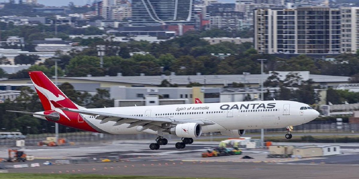Qantas suffers a significant loss as preparations for resumption