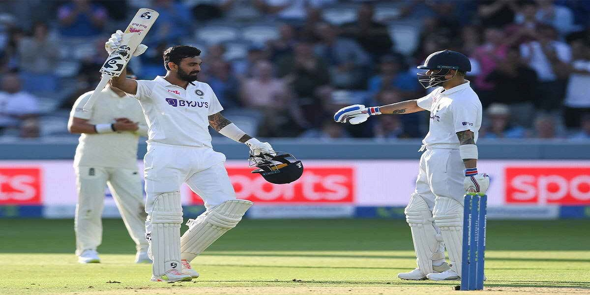 England vs India: Rahul scores impressive centry on first day