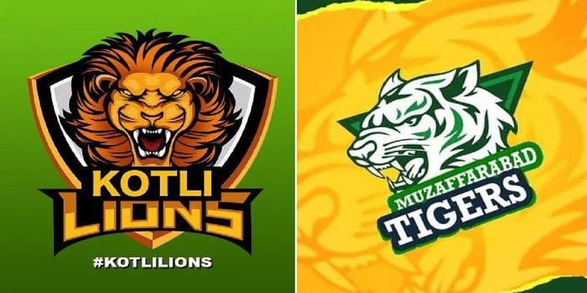 KPL 2021: Kotli Lions Set Up the Target of 196 Runs Against Muzaffarabad Tigers