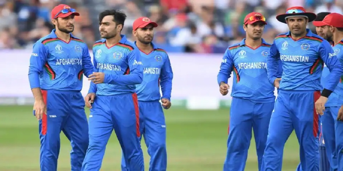 As new chairmanship looms Afghanistan prepare for Pakistan series