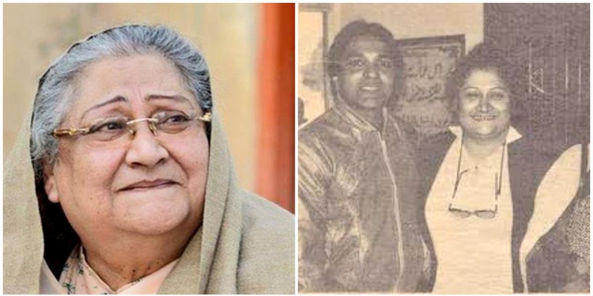 Durdana Butt passes away