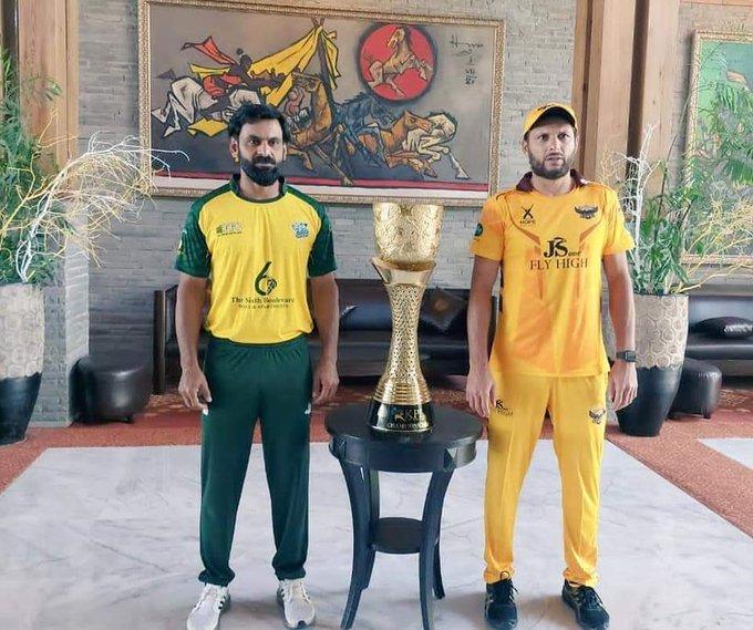 Rawalkot Hawks, Muzaffarabad Tigers, Kashmir Premier League