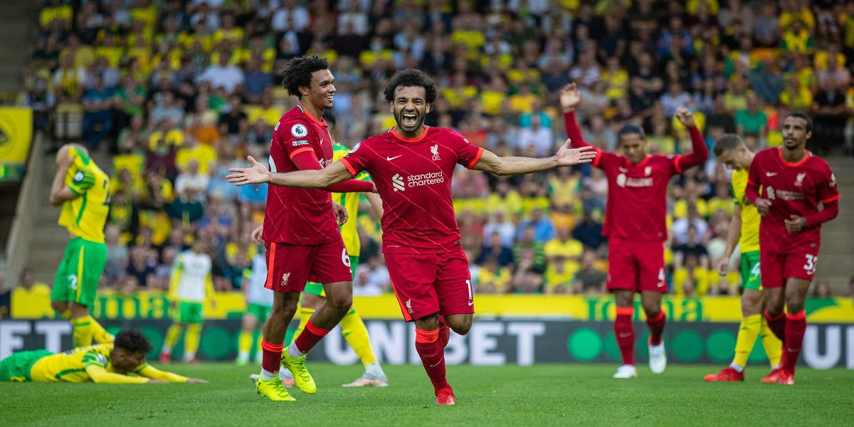 Premier League: Salah becomes first player to score in five opening weekends
