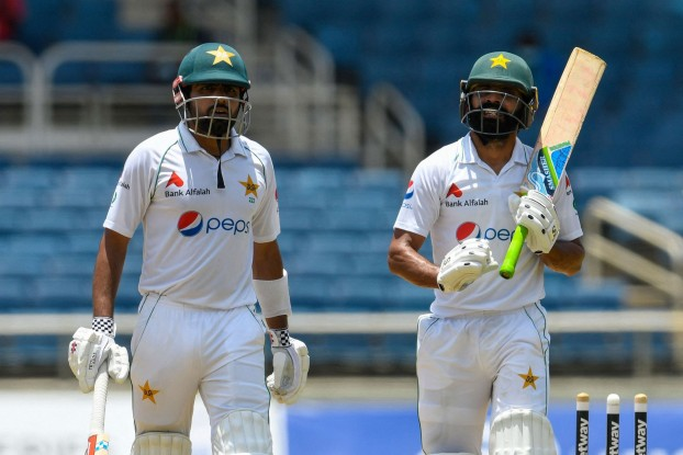 Cricket, Pakistan, West Indies, Babar Azam, Fawad Alam
