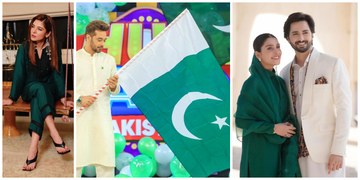 Independence Day: This is how our Showbiz stars celebrating Azaadi