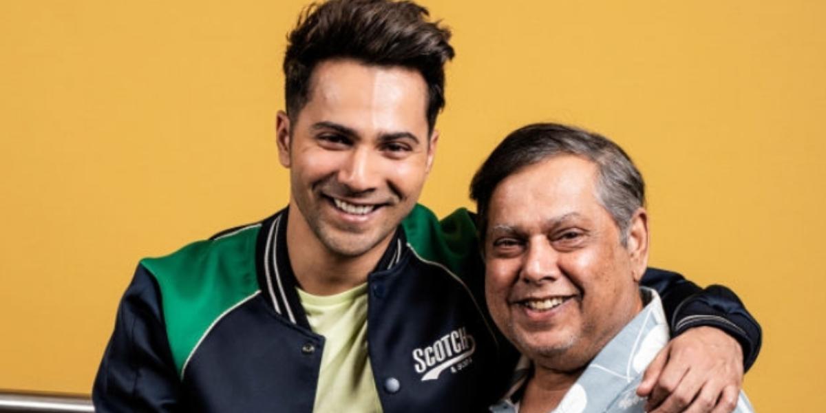 Varun Dhawan wishes dad David Dhawan