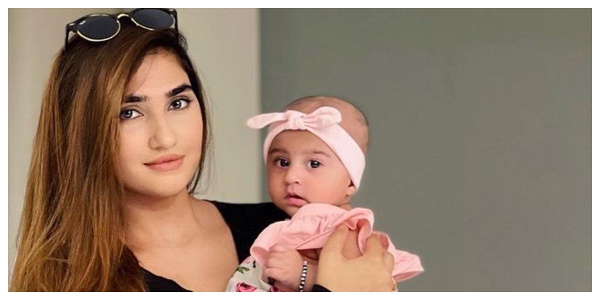 Hassan Ali's Daughter