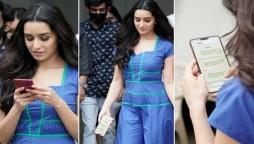 Shraddha Kapoor's WhatsApp chat leakedShraddha Kapoor's WhatsApp chat leaked