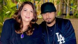 Honey Singh's wife