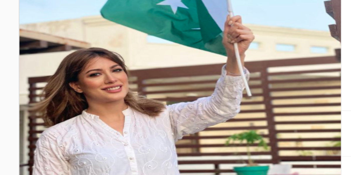 Mehwish Hayat believes there are more important things to talk than the