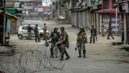 Two years Kashmir